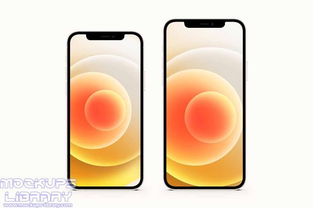 iphone 12 mockup psd 3