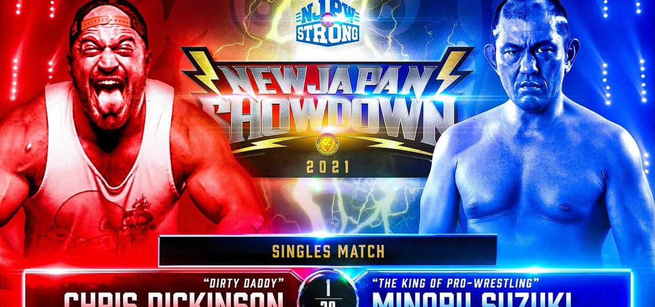 Primeiras lutas são anunciadas para o NJPW STRONG Showdown In Philadelphia
