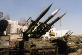 yrian Air Defenses Repelling Israeli Attack Above Damascus Suburb