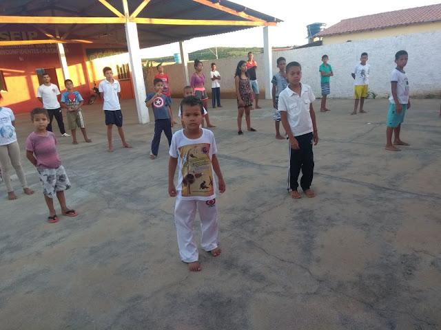 Capoeira em MG
