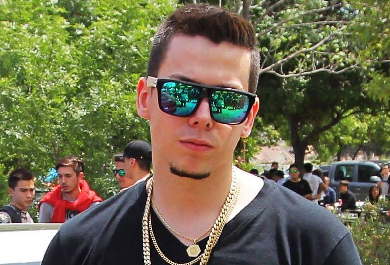 Hernán Calderón hijo