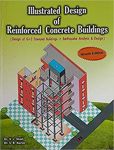 Download Illustrated Design of Reinforced Concrete Buildings Dr. S. R. Karve and Dr. V. L. Shah Pdf