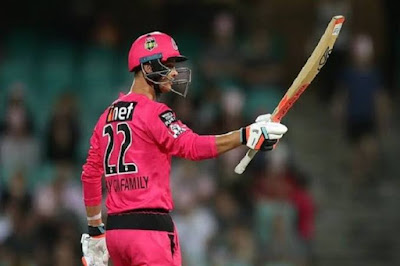 BBL 2019-20 STA vs HUR 8th T20I Match