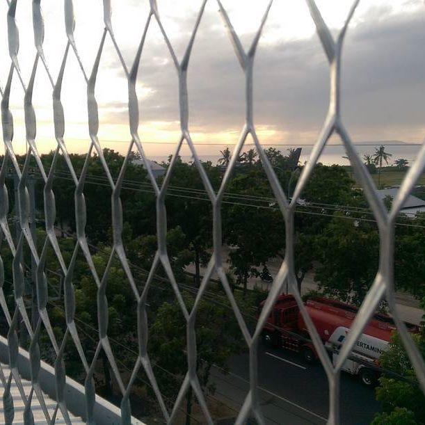 expanded metal murah Makassar