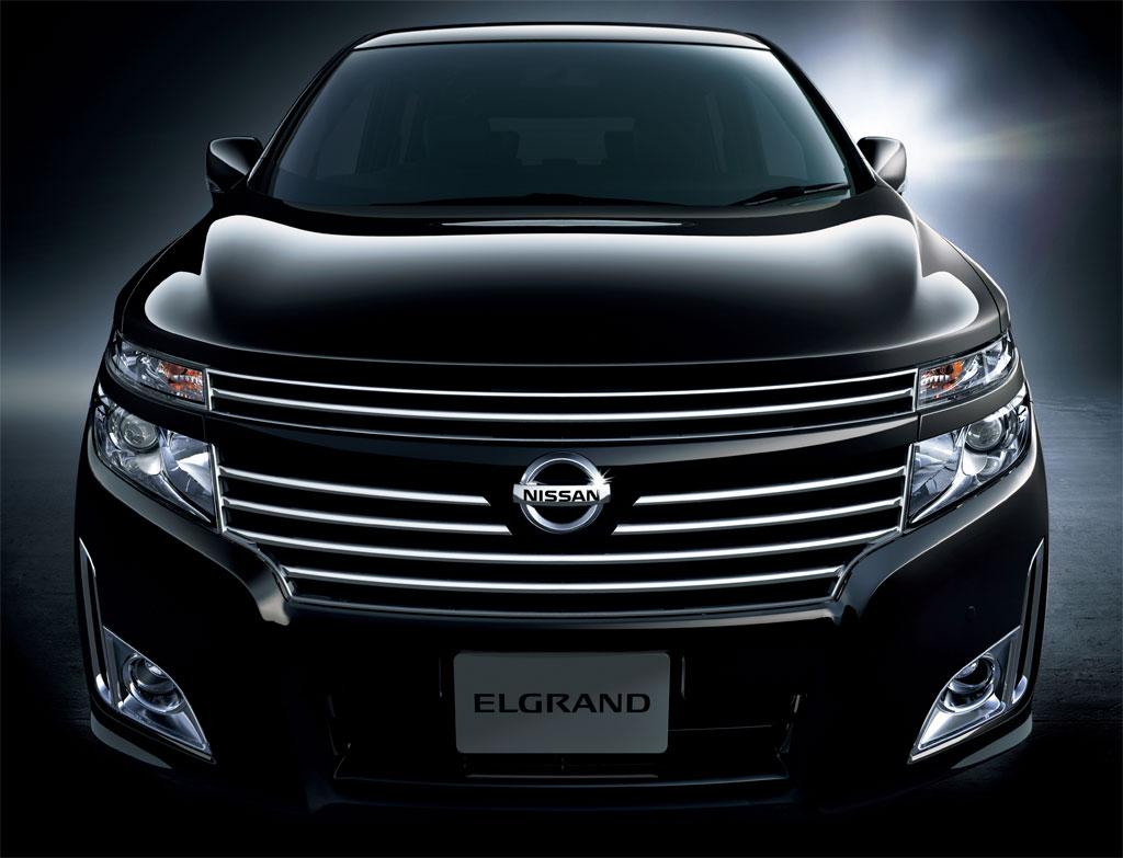 Car 7: Nissan Elgrand 2011