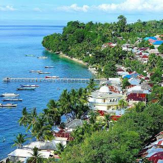 Pulau Run Kepulauan Banda naira Banda Neira
