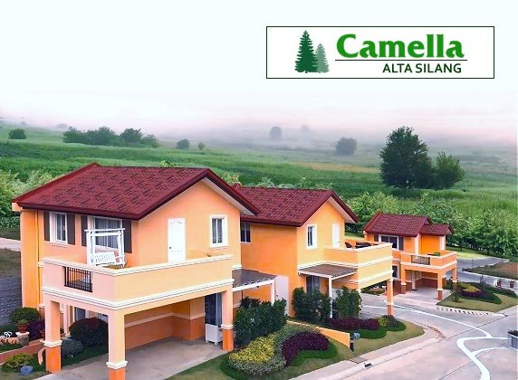 Affordable property listing of the philippines camella alta silang house for sale in silang - Camella homes design with floor plan ...