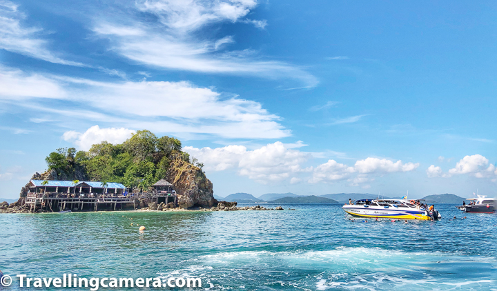 1. Ferries :    Backpackers can reach islands like Phang Ng Bay and Koh Phi Phi via ferries, but the route would be different as per boat schedules. There are morning and afternoon services, so you need to know when & from where to pick the ferry.