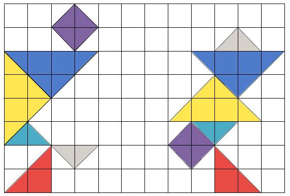 tangramku