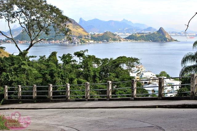 Acesso ao Parque da Cidade em Niterói