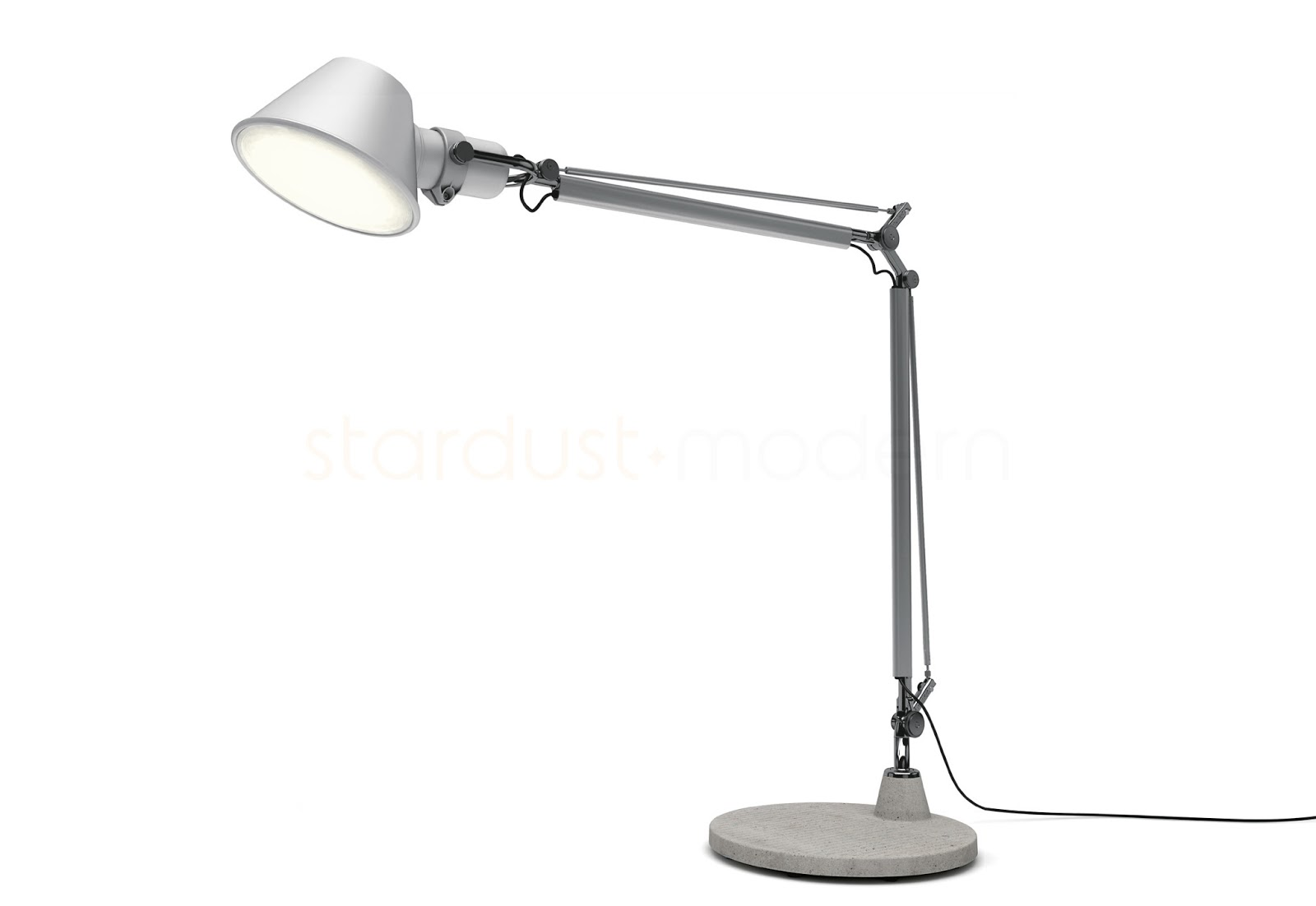 Pixar Desk Lamp Xxl Extra Large Floor Lamp Aluminum Tolomeo