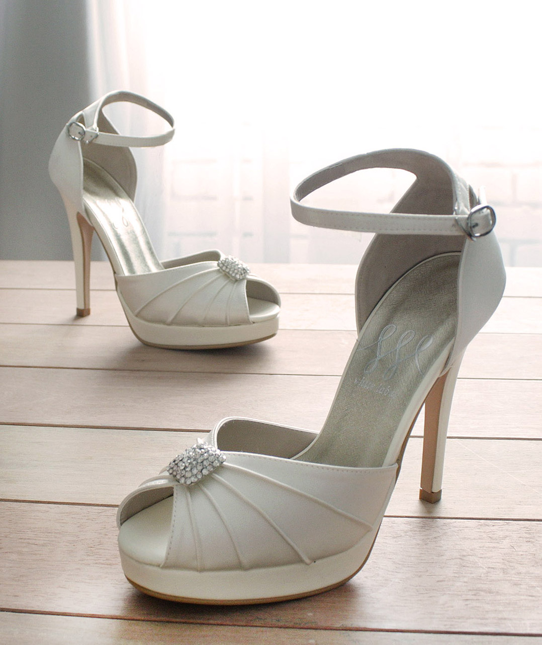 Bridal Shoes Usa: White Label Bridal Shoes: ♥ Dior