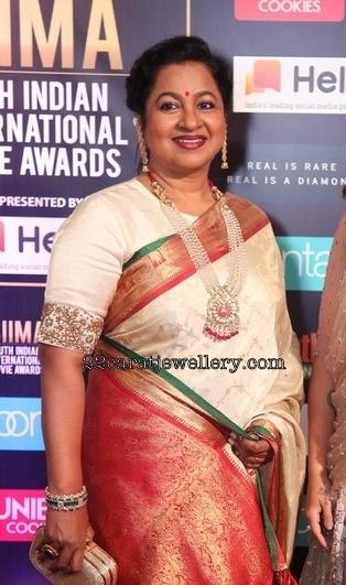 Radhika Pearls Long Chain