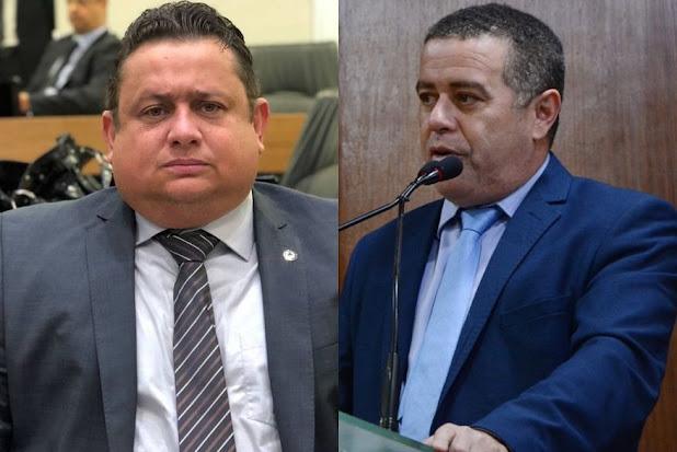João Almeida desafia Wallber Virgolino a também prestar contas de verbas  destinadas a seu gabinete - Diário da Paraíba