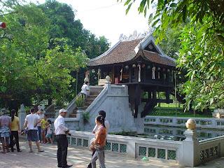 La Pagoda del Pilar Unico