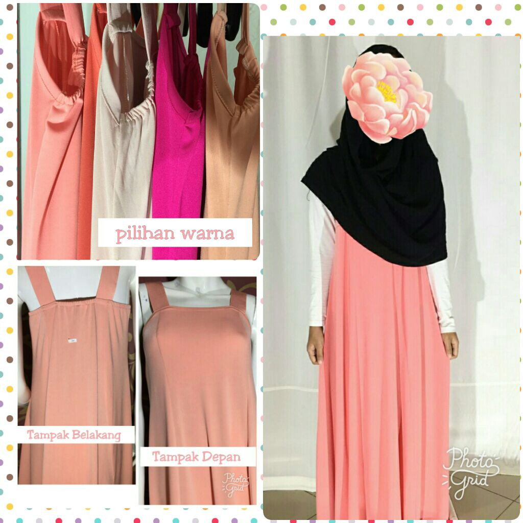 Rinna Gamis House Of Muslimah Jersey