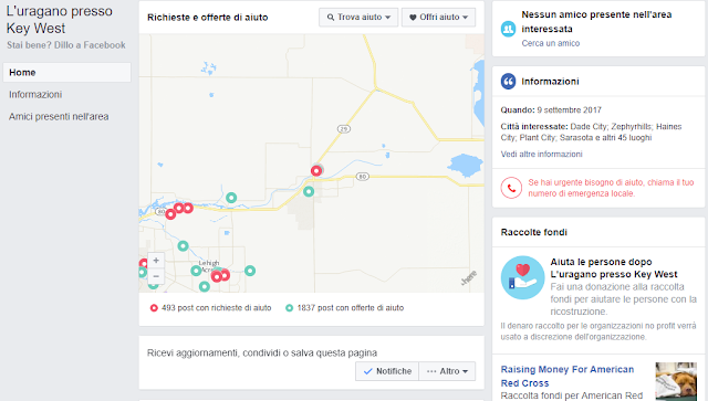 uragano-irma-safety-check-facebook-produezero