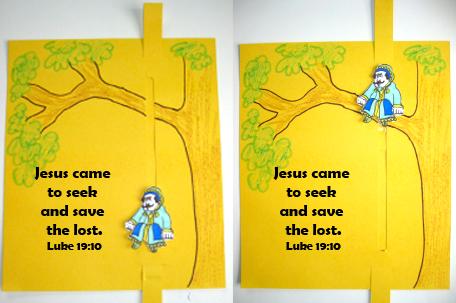 Zacchaeus Craft Ideas Tafhs Com