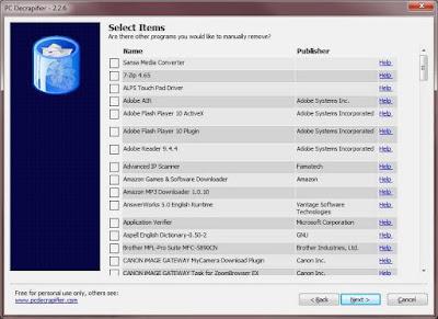 aplikasi optimasi PC Laptop, tingkatkan kinerja Windows 10 terbaik