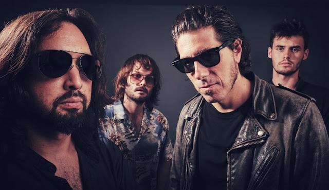 Patrón reúne ex-integrantes das principais bandas do stoner rock