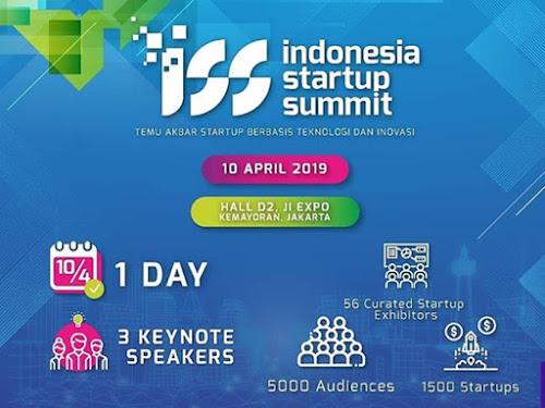 Indonesia StartUp Summit 2019