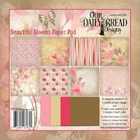 ODBD Beautiful Blooms Paper Collection