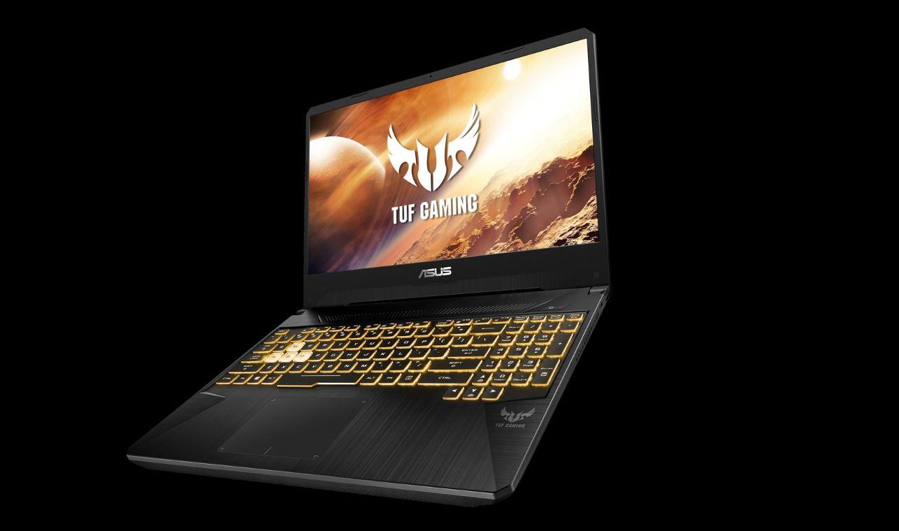 Asus TUF Gaming FX505DV R766RT, Laptop Gaming Ryzen dengan GeForce RTX 2060 Termurah!