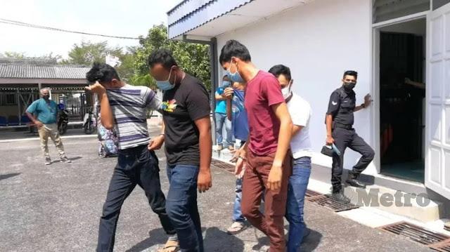 Bejat, 2 PNS Gadungan Razia Sejoli Remaja di Kos, Malah P*rkosa Remaja Perempuan Bergilir