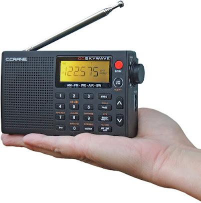 Handy Portable Severe Weather Alert Radio