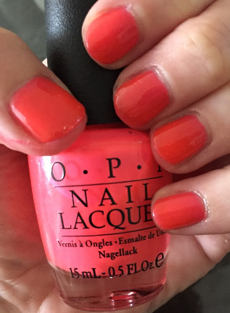OPI, OPI No Doubt About It, OPI Neons 2016 Collection, nails, nail polish, nail lacquer, nail varnish, manicure, #ManiMonday