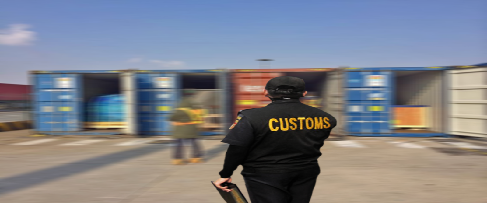 JASA CUSTOMS CLEARANCE