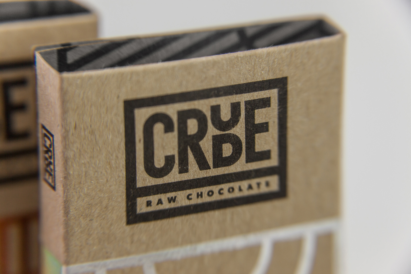 CRUDE Raw Chocolate