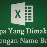 Apa Itu Name Box di Excel? Dan Bagaimana Cara Menggunakannya