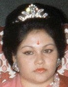 diamond tiara nepal queen komal