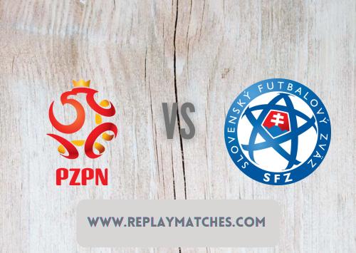 Poland vs Slovakia -Highlights 14 June 2021