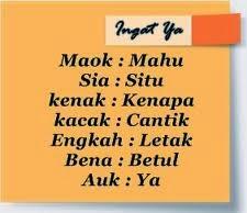 Suara Pemikir Jom Belajar Bahasa Melayu Sarawak