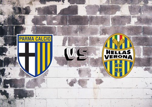 Parma vs Hellas Verona  Resumen