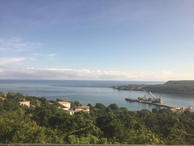 Jamaica Road Trip Views