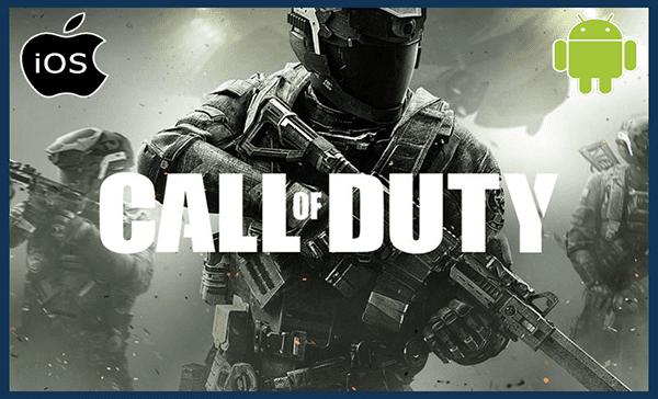 الأن لعبة Call Of Duty متاحة للتحميل لأجهزة الأندرويد و ال iOS