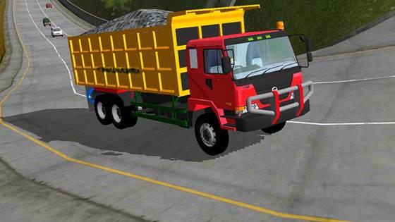 Mod Dump Truck Nissan CWA