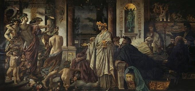 Il racconto della filosofia. L'amore in Plotino #letture