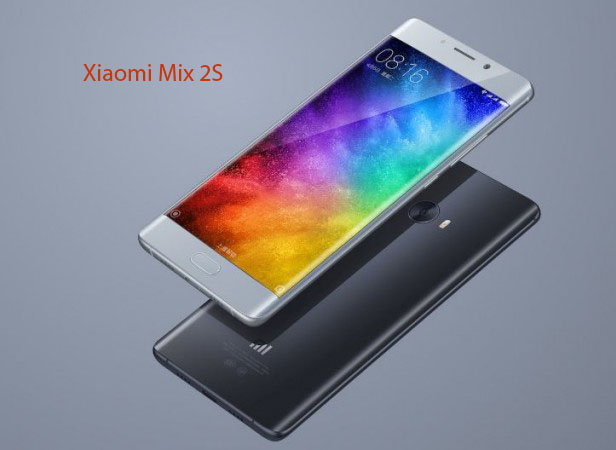 Xiaomi Mi Mix launched the 2S – Direct Battle of iPhone X