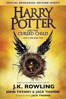 Reseña de Harry Potter y el legado maldito - Harry Potter y el niño maldito