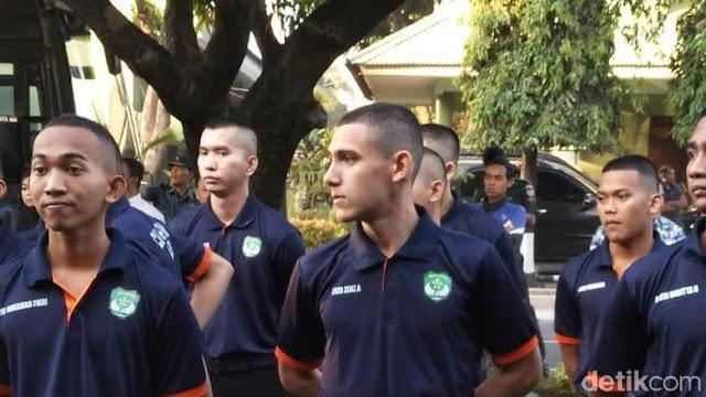 Enzo Tetap Jadi Taruna TNI, Yang Memfitnah Harap Segera Minta Maaf