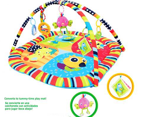 Www Bebekidsworld Com Mothercare Happy Birds Playmat Gym