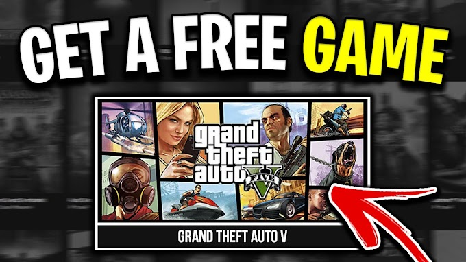 ' Grand Theft Auto V ' Will Be Free from May 15 on Epic Games Store!!