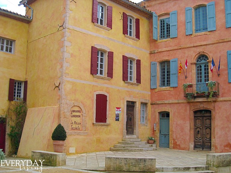 A Village in Provence - Everyday Living blog