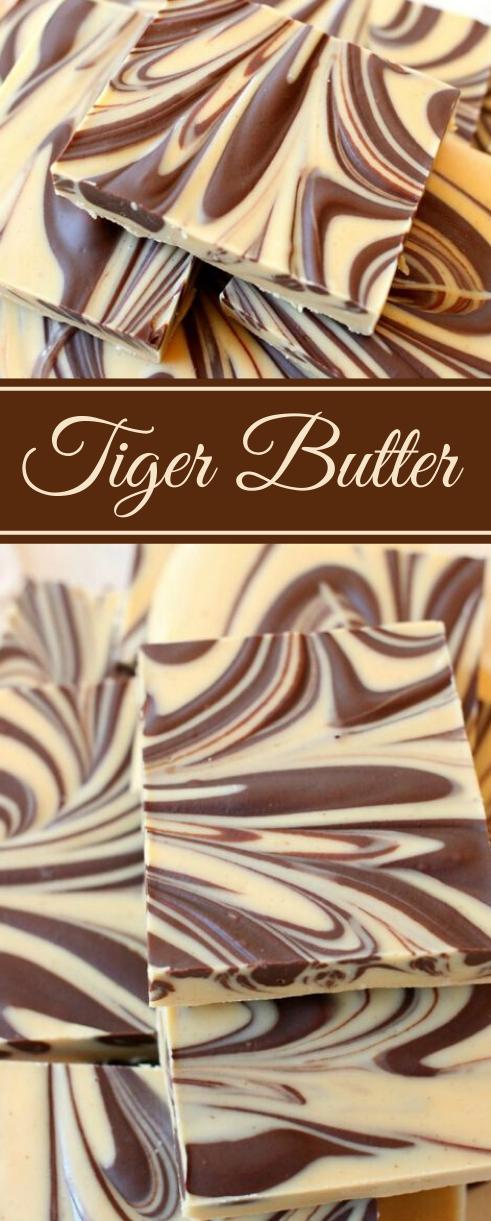 Tiger Butter #desserts #cakes #butter #pie #pumpkin