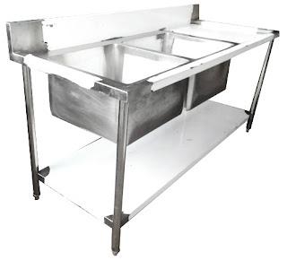 Harga Kitchen Set Stainless Per Meter