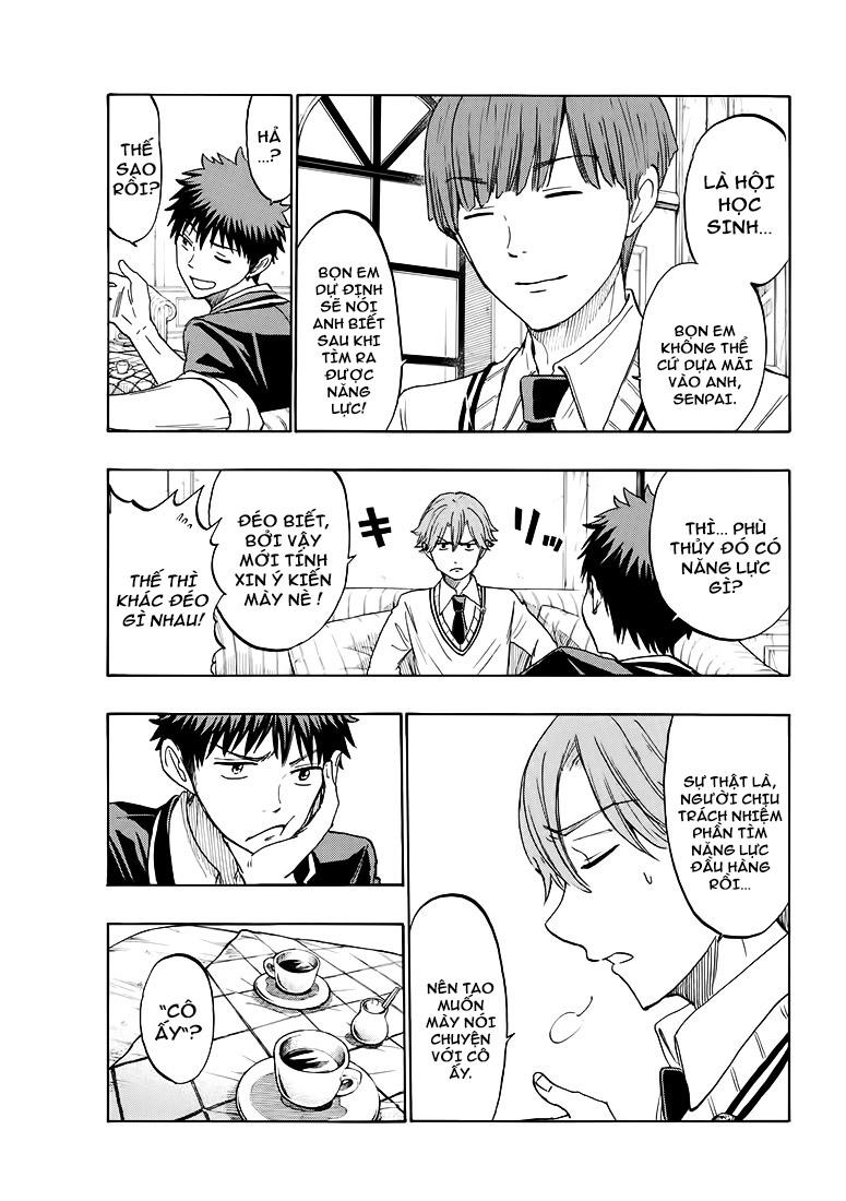 Yamada-kun to 7-nin no majo chap 195 page 6 - IZTruyenTranh.com
